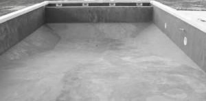 piscine beton cire
